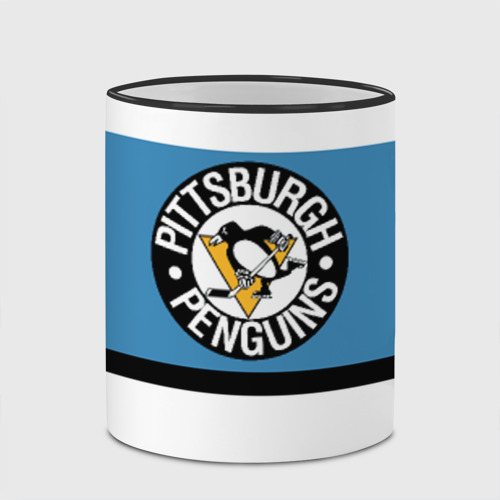 Кружка с полной запечаткой  Фото 03, Pittsburgh Penguins blue