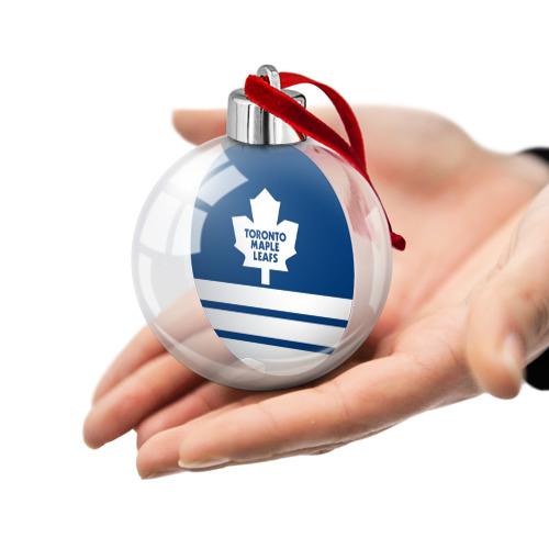 Ёлочный шар  Фото 02, Toronto Maple Leafs