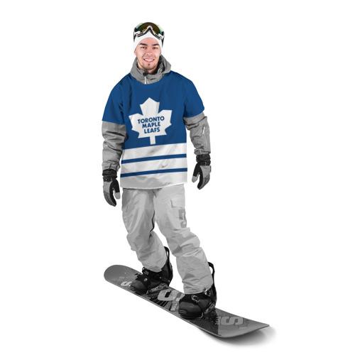 Накидка на куртку 3D  Фото 03, Toronto Maple Leafs