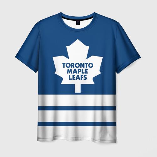 Мужская футболка 3D Toronto Maple Leafs