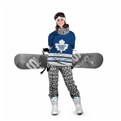 Накидка на куртку 3D  Фото 05, Toronto Maple Leafs
