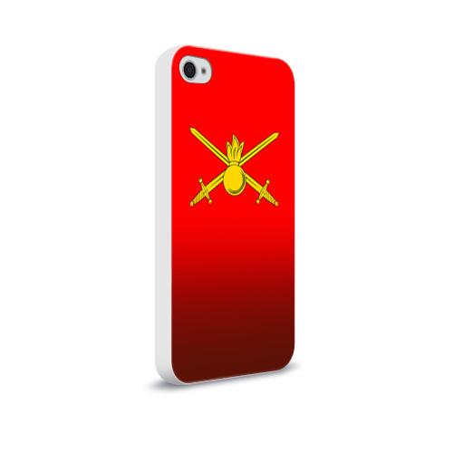 Чехол для Apple iPhone 4/4S soft-touch  Фото 02, Сухопутные войска