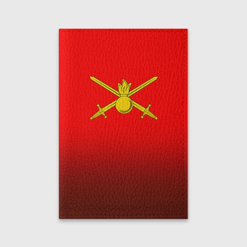 Обложка для паспорта матовая кожа  Фото 01, Сухопутные войска