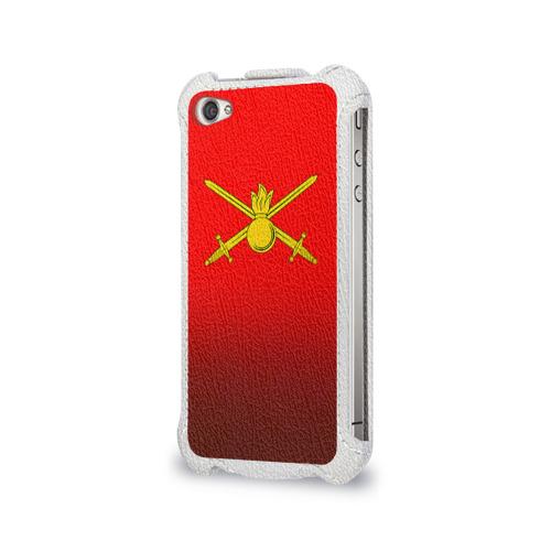 Чехол для Apple iPhone 4/4S flip  Фото 03, Сухопутные войска