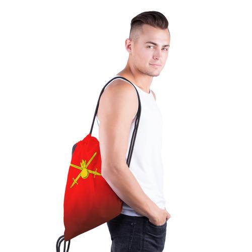 Рюкзак-мешок 3D  Фото 03, Сухопутные войска