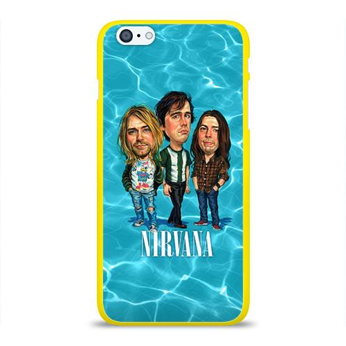 Шаржи группа Nirvana