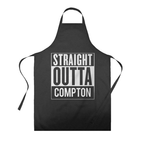 Фартук 3D Straight Outta Compton