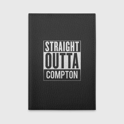 Обложка для автодокументов  Фото 01, Straight Outta Compton