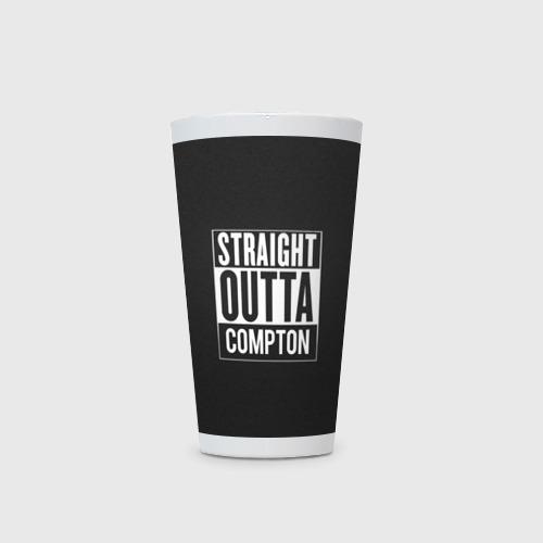 Кружка Латте  Фото 03, Straight Outta Compton
