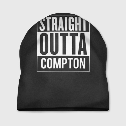 Шапка 3D Straight Outta Compton
