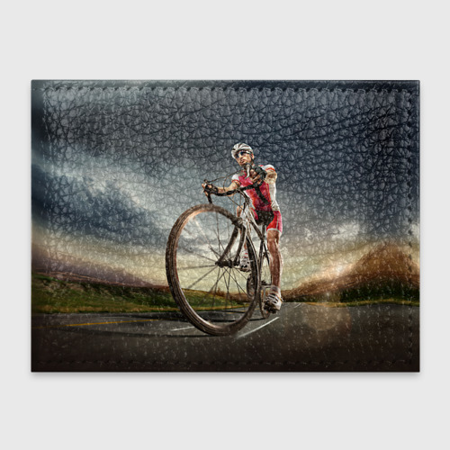 Велогонщик