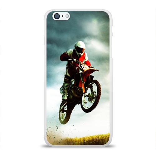 Чехол для Apple iPhone 6Plus/6SPlus силиконовый глянцевый  Фото 01, Эндуро