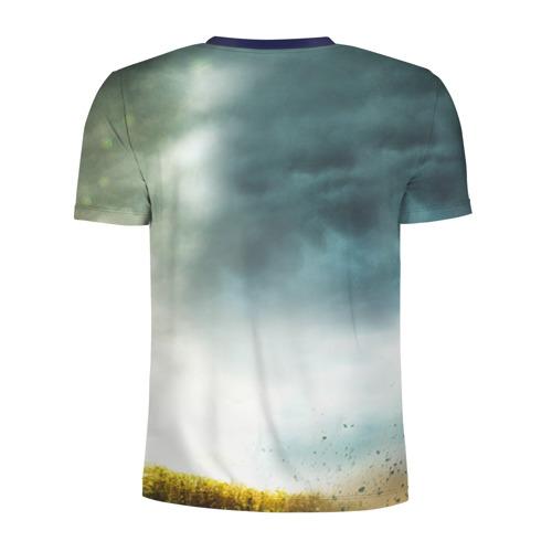 Мужская футболка 3D спортивная Эндуро Фото 01