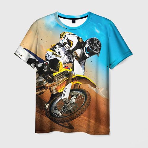 Мужская футболка 3D  Фото 03, Эндуро