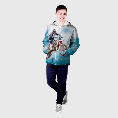 Мужская куртка 3D  Фото 03, Эндуро