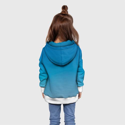 Детская толстовка 3D  Фото 02, Экстрим