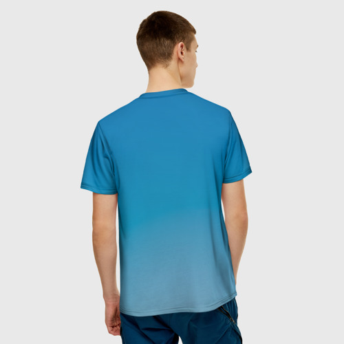 Мужская футболка 3D  Фото 02, Экстрим