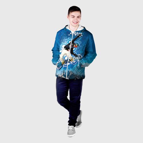 Мужская куртка 3D  Фото 03, Экстрим