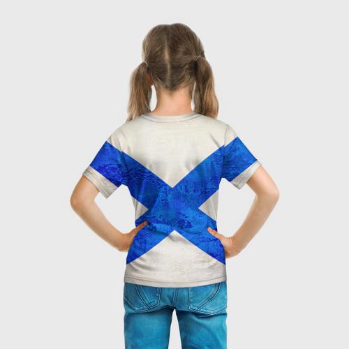 Детская футболка 3D ВМФ Фото 01