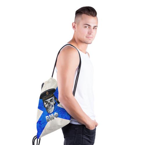 Рюкзак-мешок 3D  Фото 03, ВМФ
