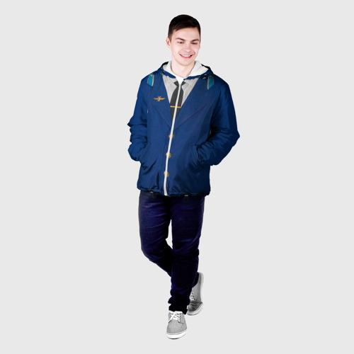 Мужская куртка 3D  Фото 03, Китель