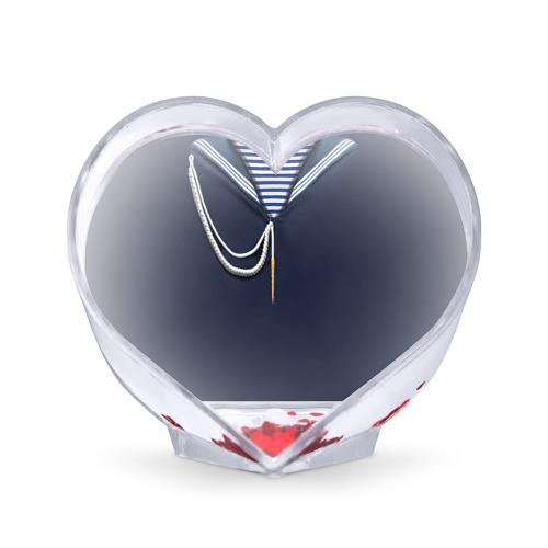 Сувенир Сердце Форма ВМФ от Всемайки