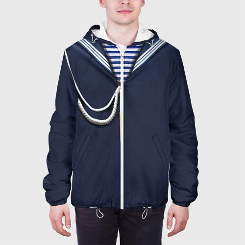 Мужская куртка 3D  Фото 04, Форма ВМФ