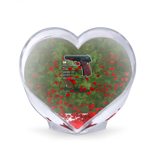 Сувенир Сердце  Фото 02, ПМ