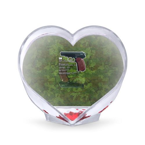 Сувенир Сердце  Фото 01, ПМ
