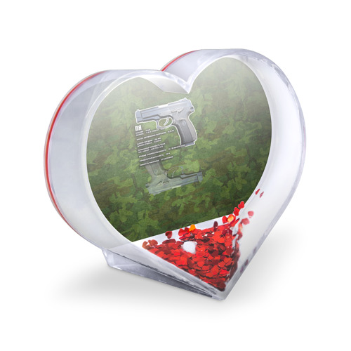 Сувенир Сердце  Фото 03, ПЯ