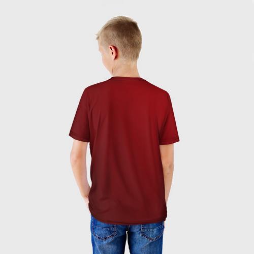 Детская футболка 3D Ленкин мальчик Фото 01