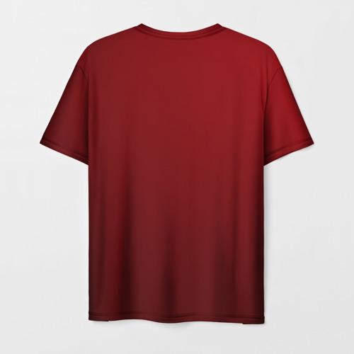 Мужская футболка 3D Танин мальчик Фото 01