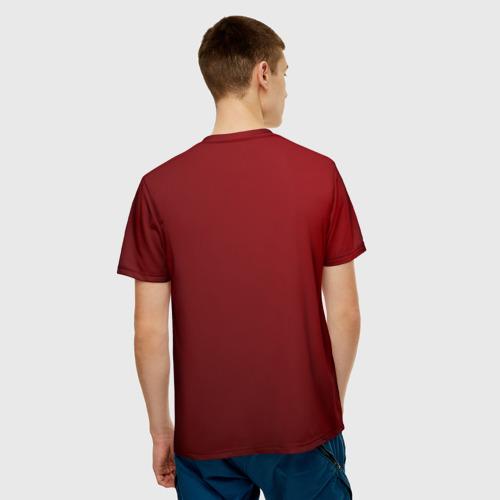 Мужская футболка 3D Дашкин мальчик