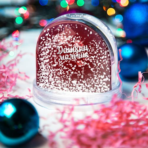 Водяной шар со снегом  Фото 04, Дашкин мальчик