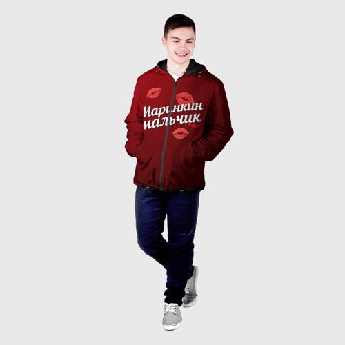Мужская куртка 3D Маринкин мальчик Фото 01