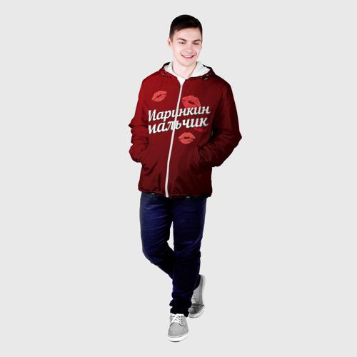 Мужская куртка 3D  Фото 03, Маринкин мальчик
