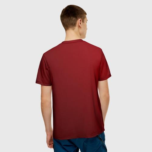 Мужская футболка 3D Наськин мальчик