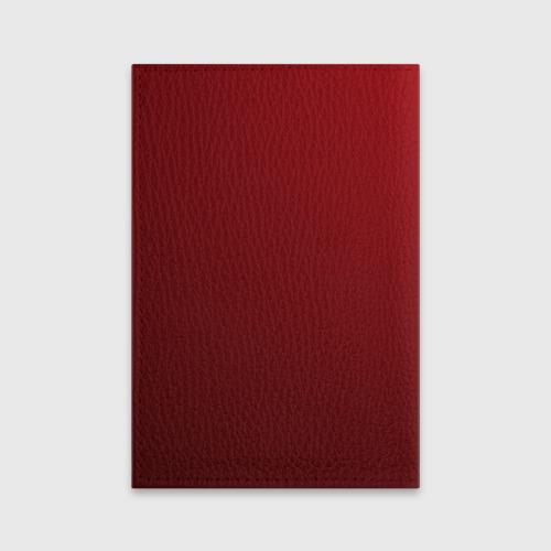 Обложка для паспорта матовая кожа  Фото 02, Галин мальчик