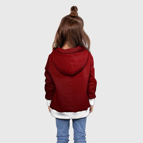 Детская толстовка 3D  Фото 02, Ромкина девочка