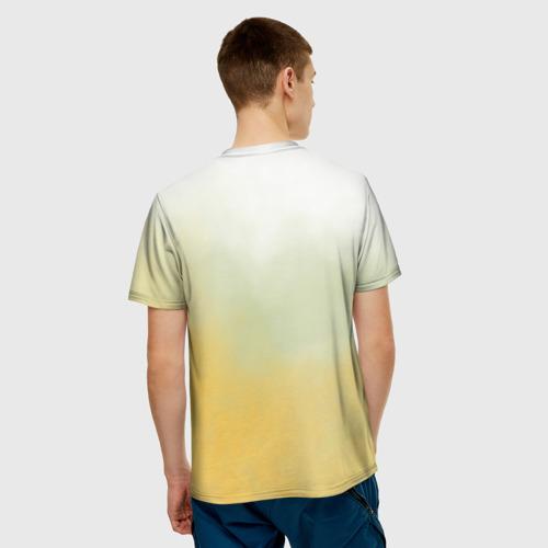Мужская футболка 3D 'Queen группа'