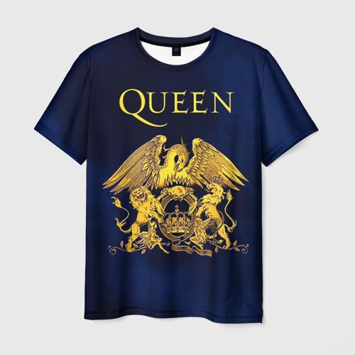 Мужская футболка 3D Группа Queen Фото 01