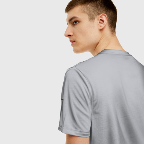 Мужская футболка 3D МИ 8 Фото 01
