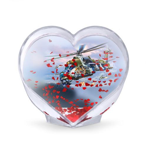 Сувенир Сердце  Фото 02, МИ 24