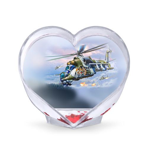 Сувенир Сердце  Фото 01, МИ 24