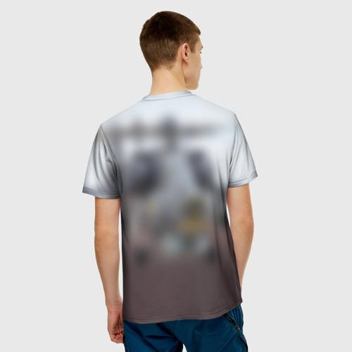 Мужская футболка 3D  Фото 02, МИ 28