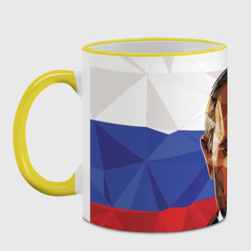 Кружка с полной запечаткой  Фото 04, Путин Владимир Владимирович