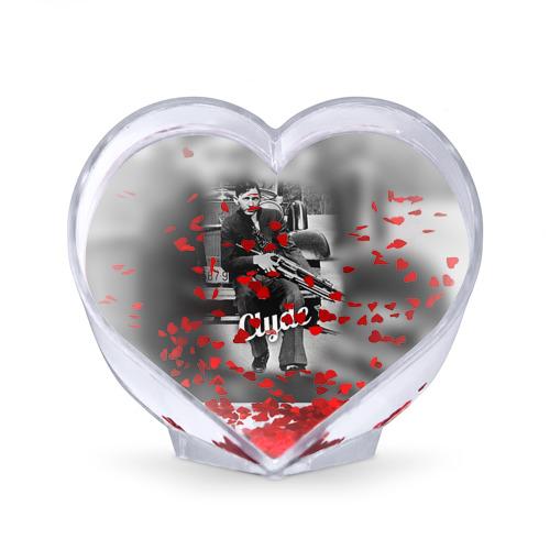 Сувенир Сердце  Фото 02, Клайд
