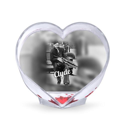 Сувенир Сердце  Фото 01, Клайд