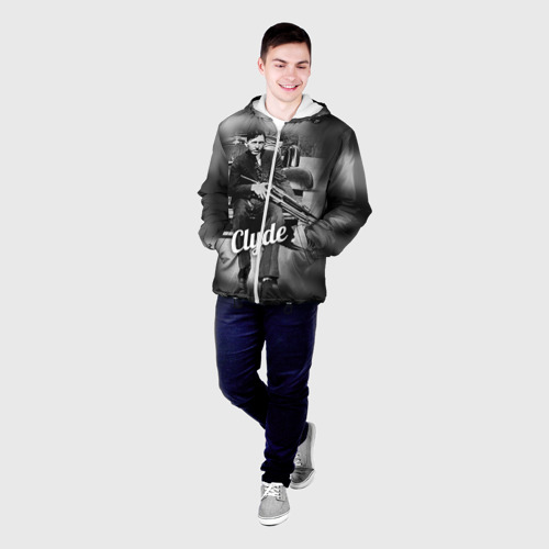 Мужская куртка 3D  Фото 03, Клайд