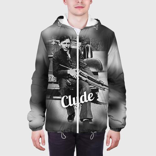 Мужская куртка 3D  Фото 04, Клайд
